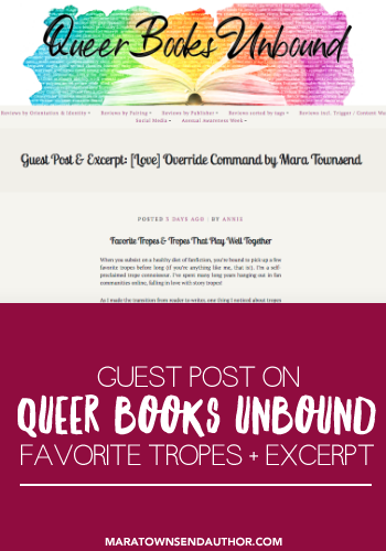 Guest Post for Queer Books Unbound