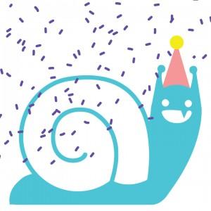 Happy Birthday, Sharptooth Snail!