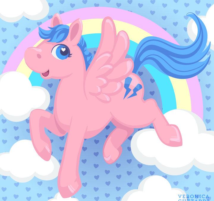 My Little Pony! Firefly