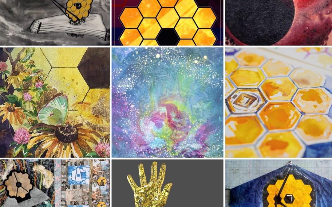 James Webb Space Telescope: Art + Science Opens March 3