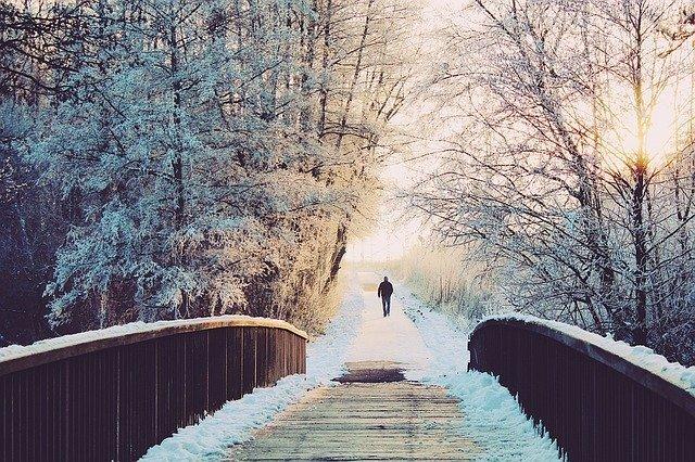 Camminare soli