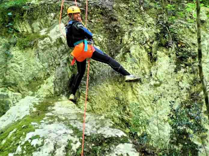 Canyoning Lazio