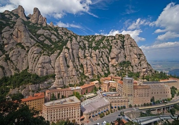 Monastero Montserrat