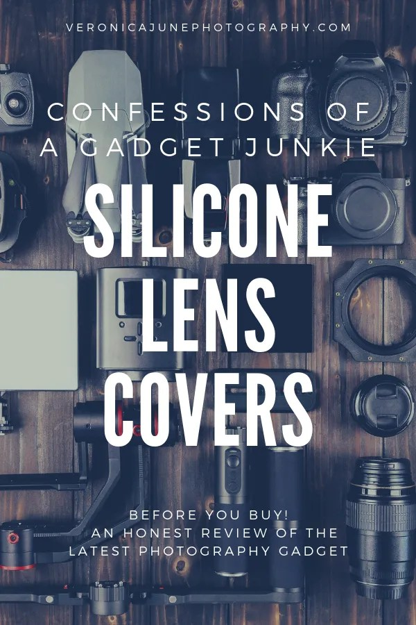 Gadget Review - Silicone Lens Cover
