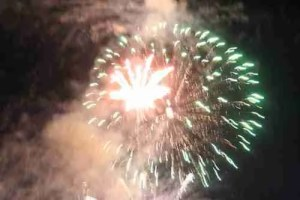 How To Photograph Fireworks - Better than this!