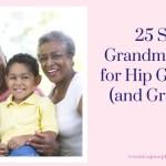 AD image for Sassy Grandma Names