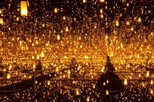 bellagio gallery of fine art yayoi kusama infinity mirrored room