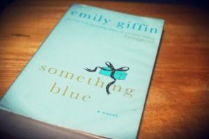 Something Blue Novel