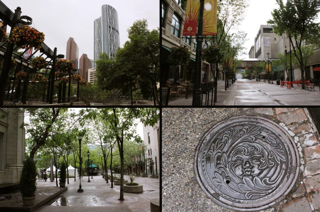 Calgary streets