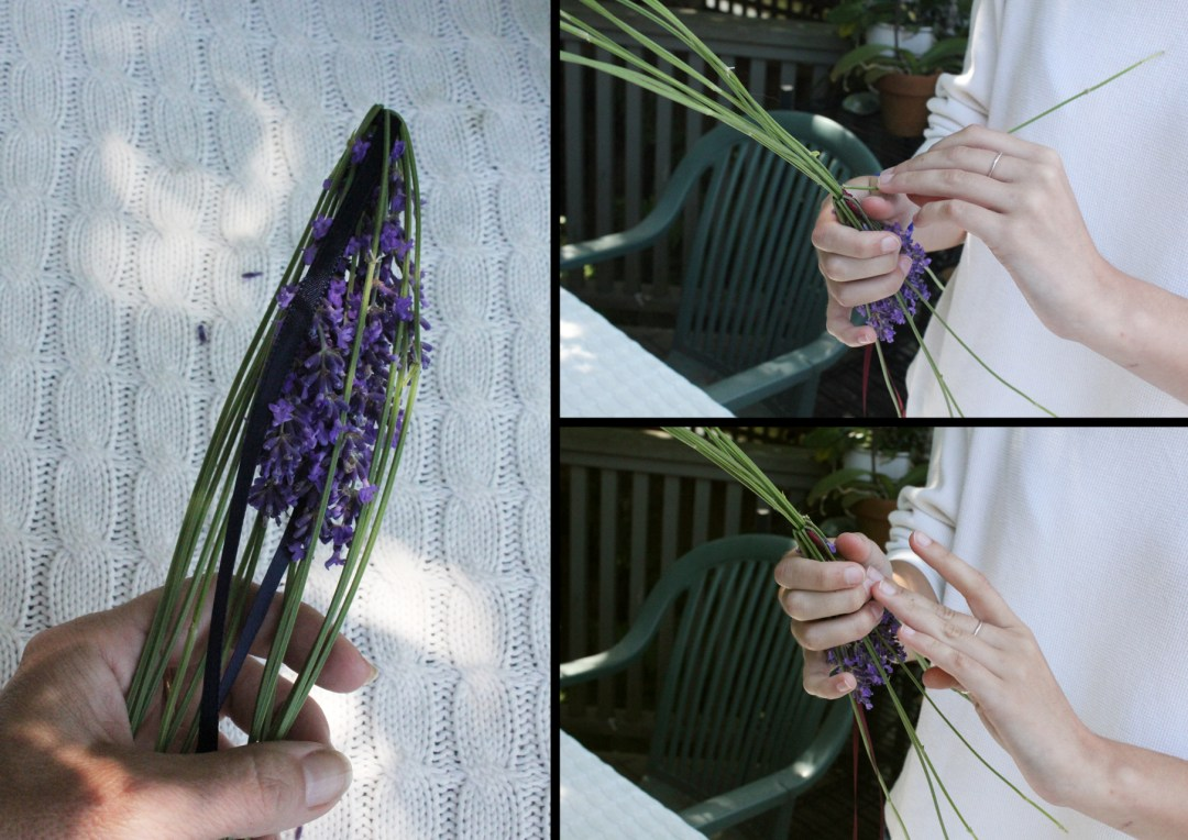 lavender wands