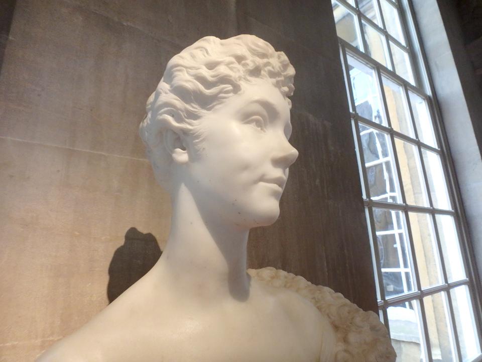 Bust at Blenheim Palace