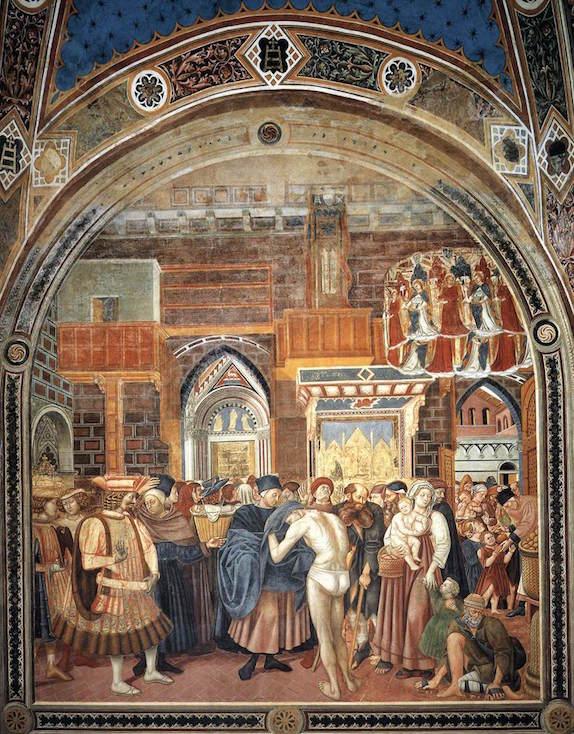 Spedale di Santa Maria della Scala, Siena