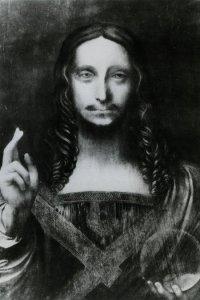 L'immagine prima del restauro