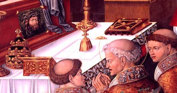 Die Messe des heiligen Gregor