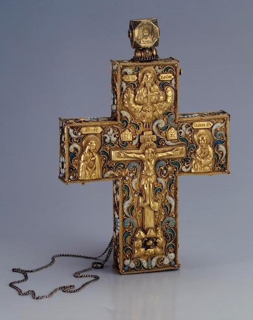 Reliquary Cross XVII