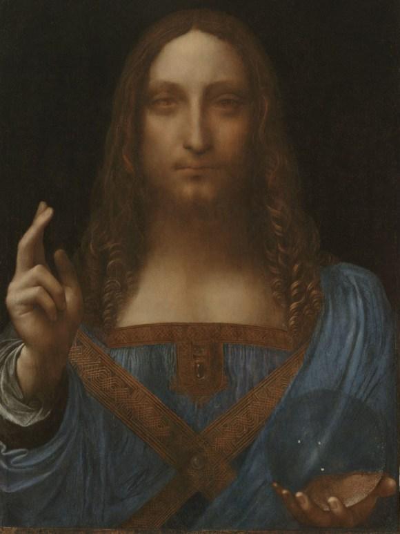 LeonardoSalvatorMundi