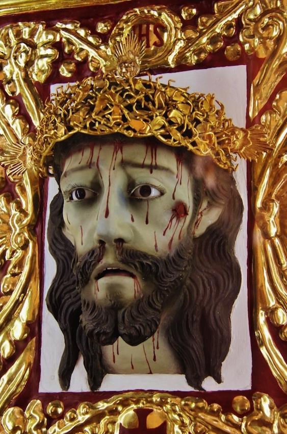 Parroquia San Pedro Apóstol,Altar Mayor ,Coatzingo,Estado de Puebla,México