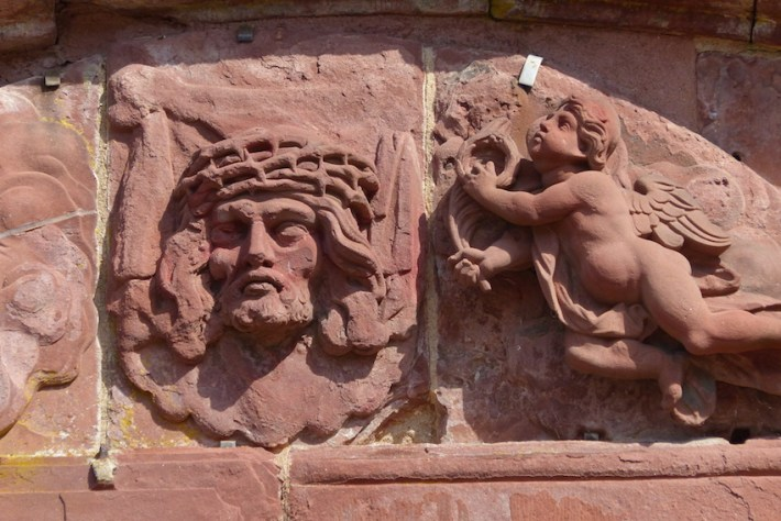 Kloster Bronnbach, Germania XIII-XIV accesso all'archivio