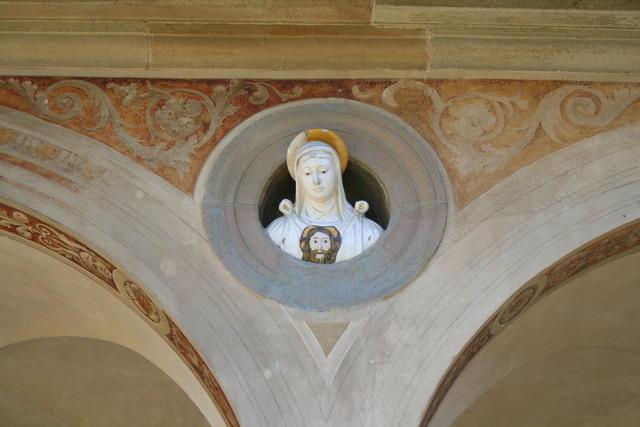 Firenze Certosa del Galluzzo con Pontormo 077