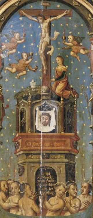 1530-40 trittico