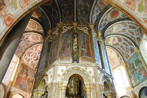 Tomar_-_Convento_de_Cristo_-_Charola_(4)