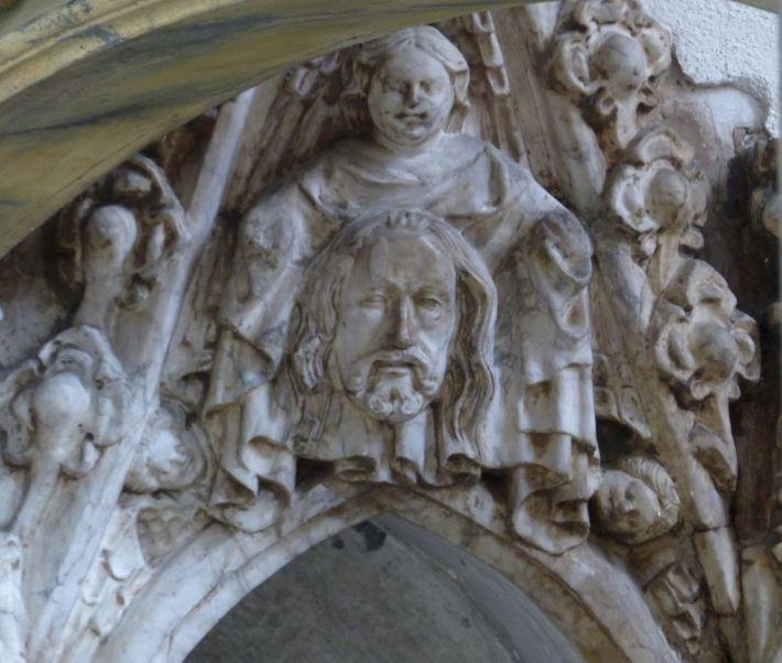 Iphofen, Unterfranken, Germania, Johanneskirche