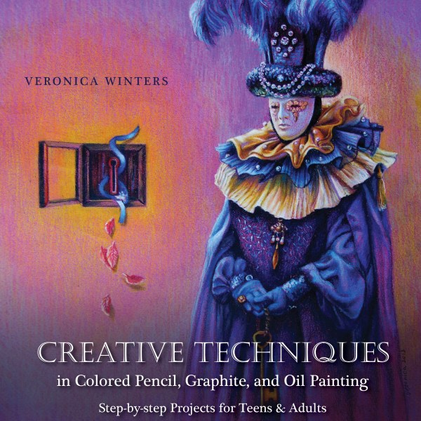 creatuve techniques art book