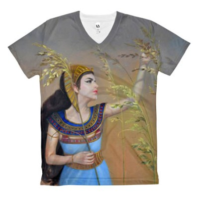 cleopatra custom tshirt, veronica winters