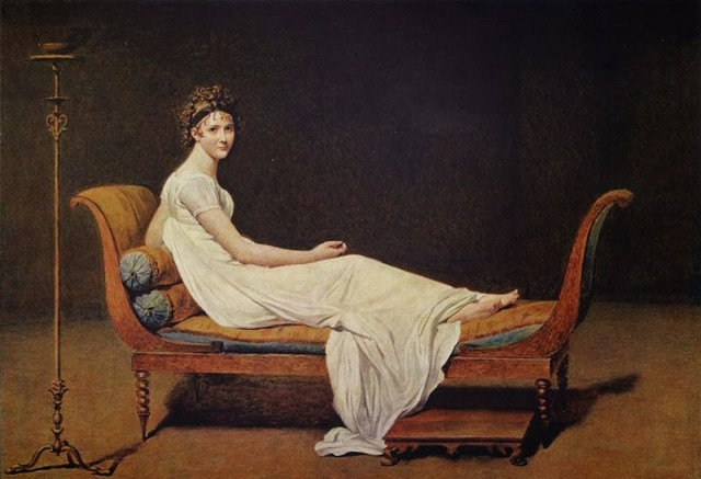 Jacques-Louis_David_madame recamier