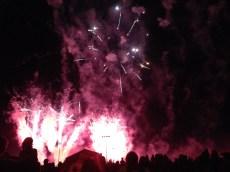 Fireworks, Wamego, KS 2