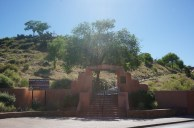 Cross of the Martyrs-Santa Fe, New Mexico ©2016 Veronica Markland