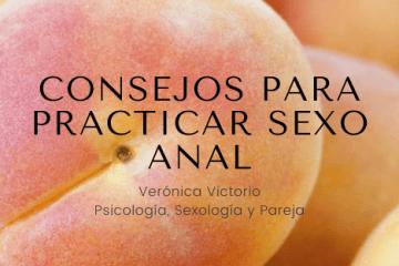 Consejos para practicar sexo anal
