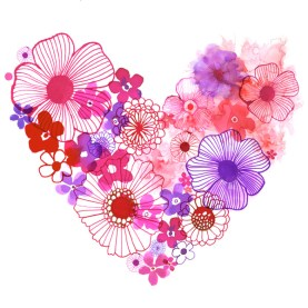 PINK_FLORAL_HEART
