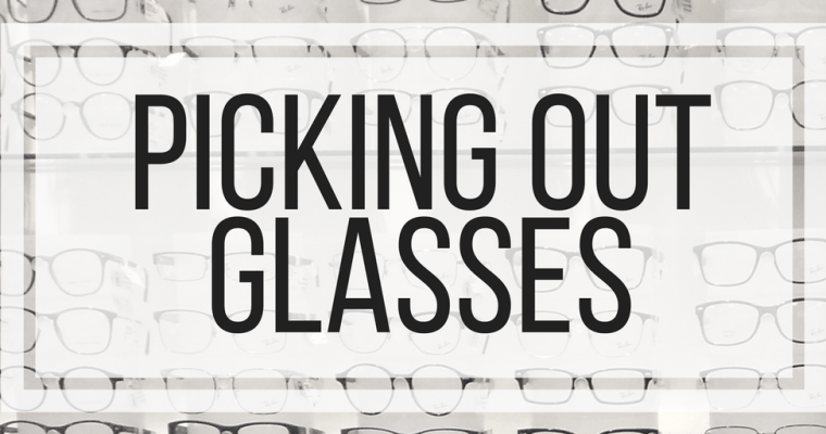 Picking Out Glasses