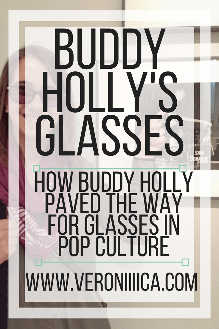 How Buddy Holly paved the way for glasses in pop culture