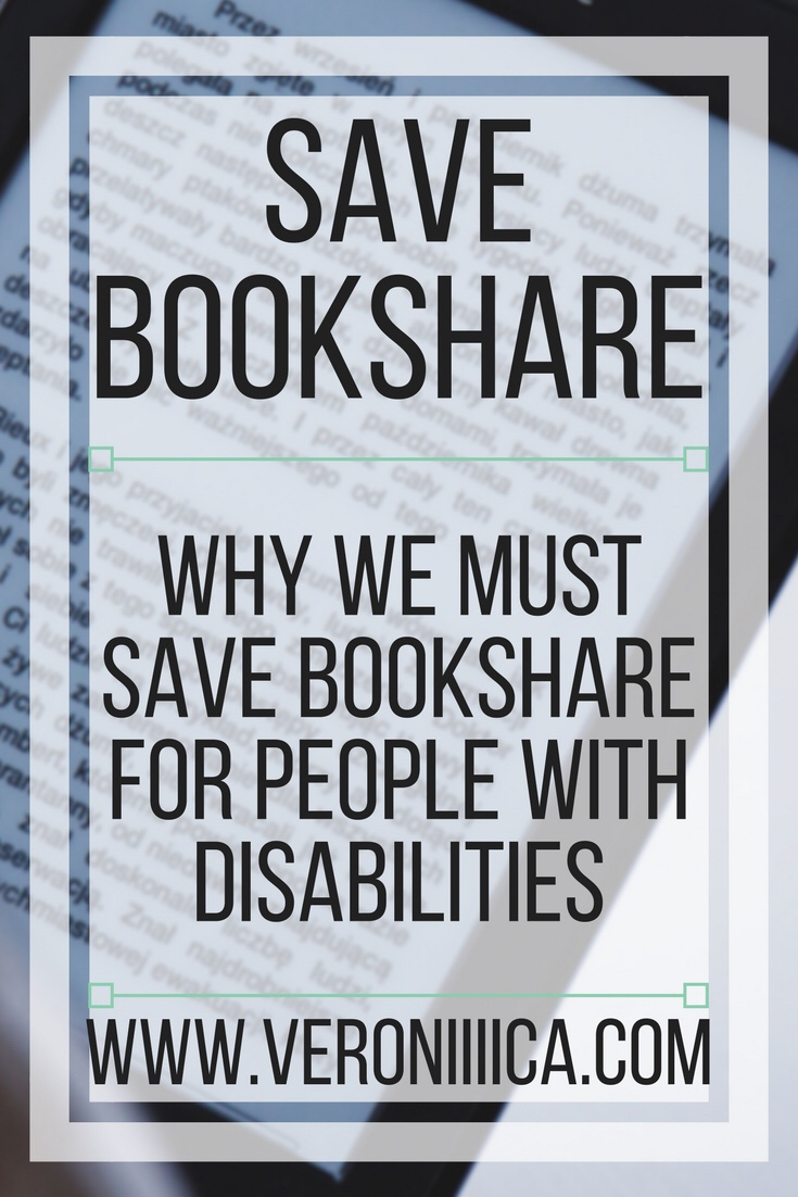 Why we must save Bookshare for people with disabilities