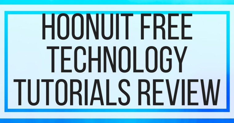 Hoonuit Free Technology Tutorials Review