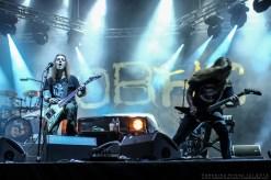 Children Of Bodom @ Basinfirefest 2012