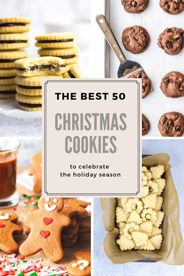 50 Christmas Cookies Ideas