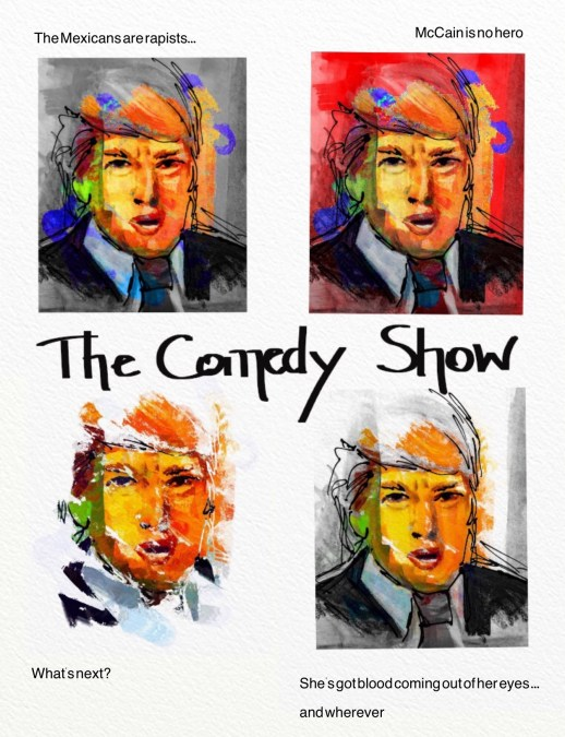 Trump Comedy Show