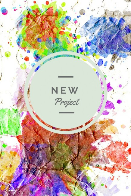 New Project for November 2015