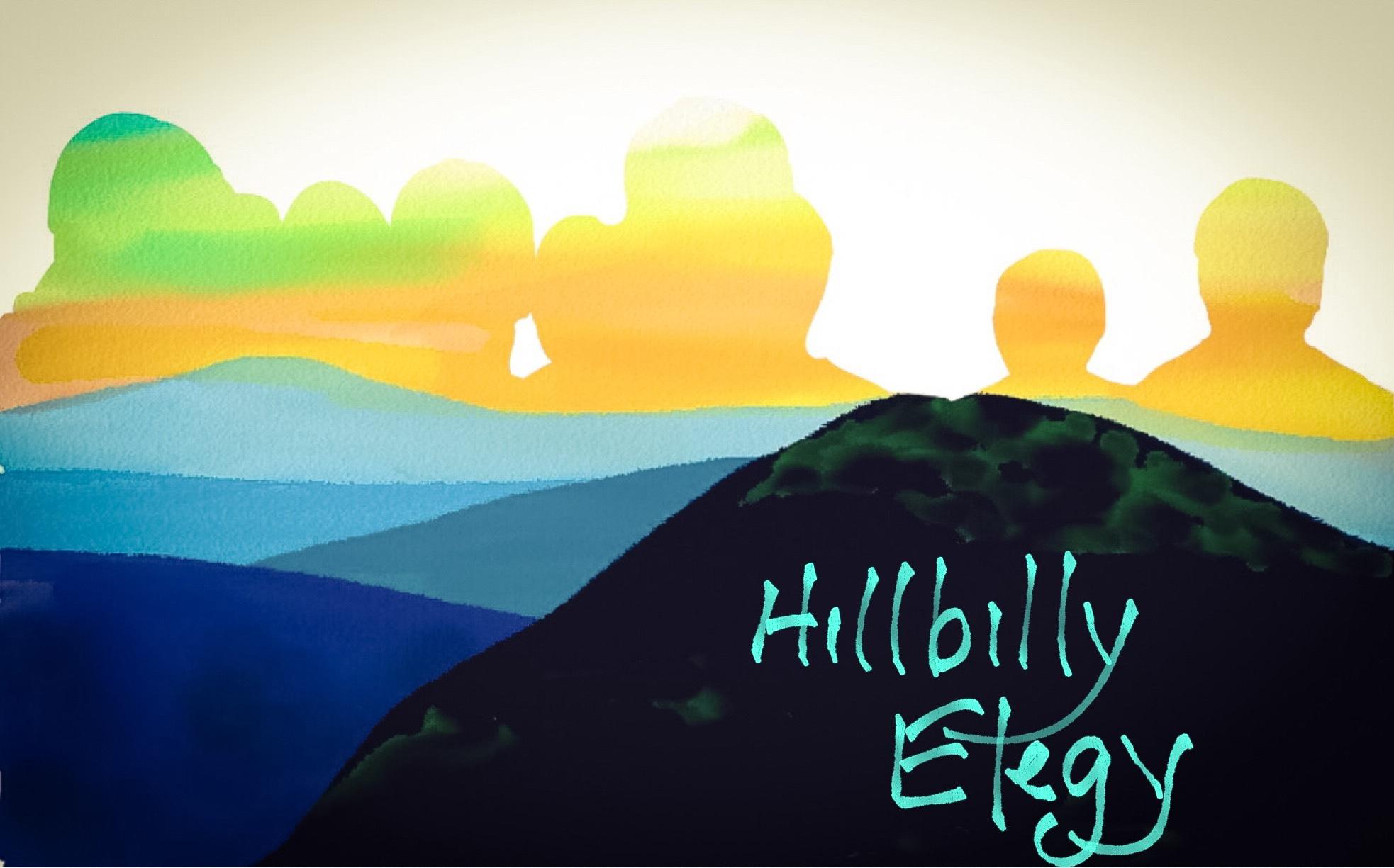 Hillbilly Elegy - the book