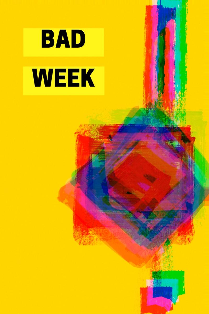 Bad Week: Macro Stopped Working Again