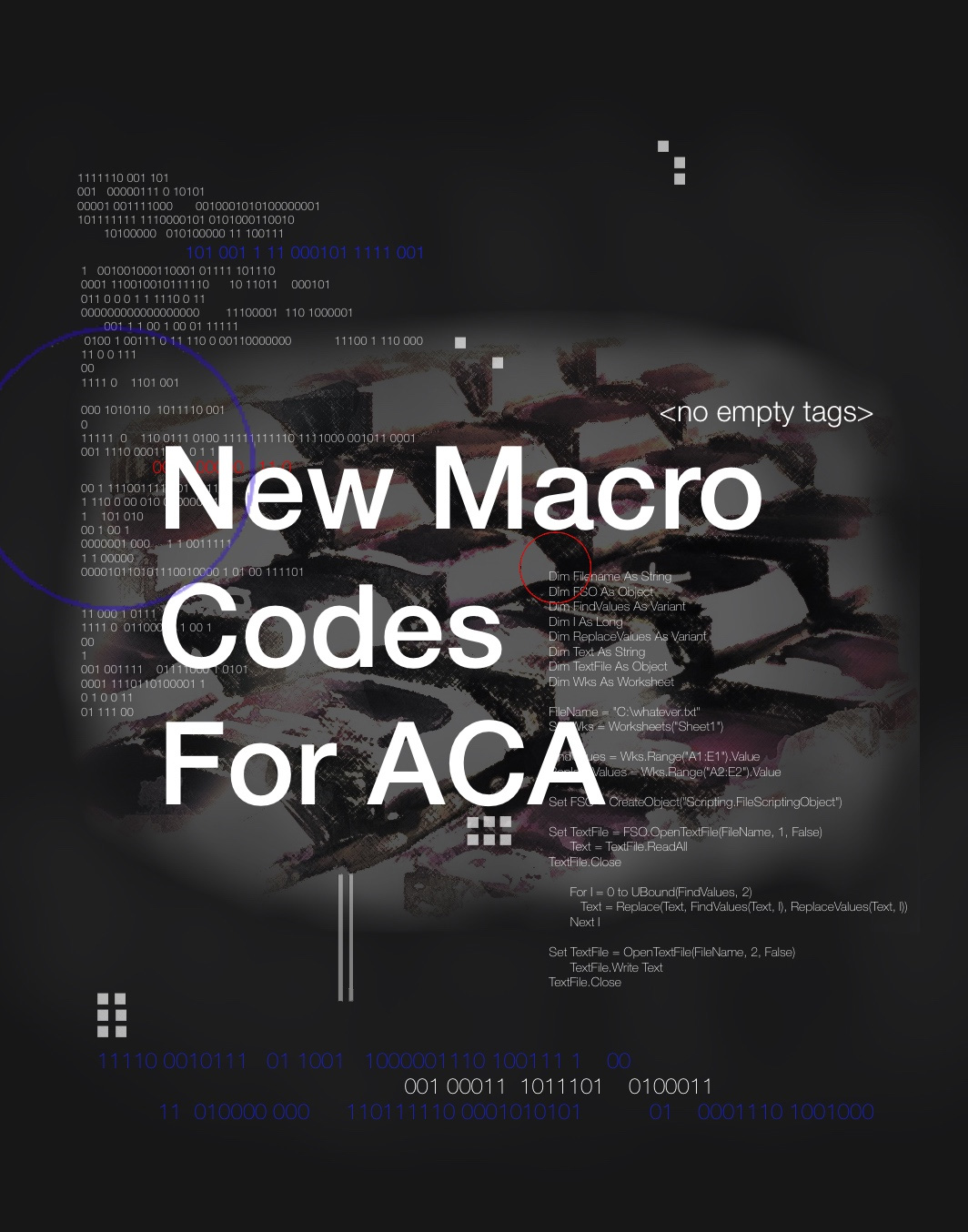ACA - New Macros for 2017
