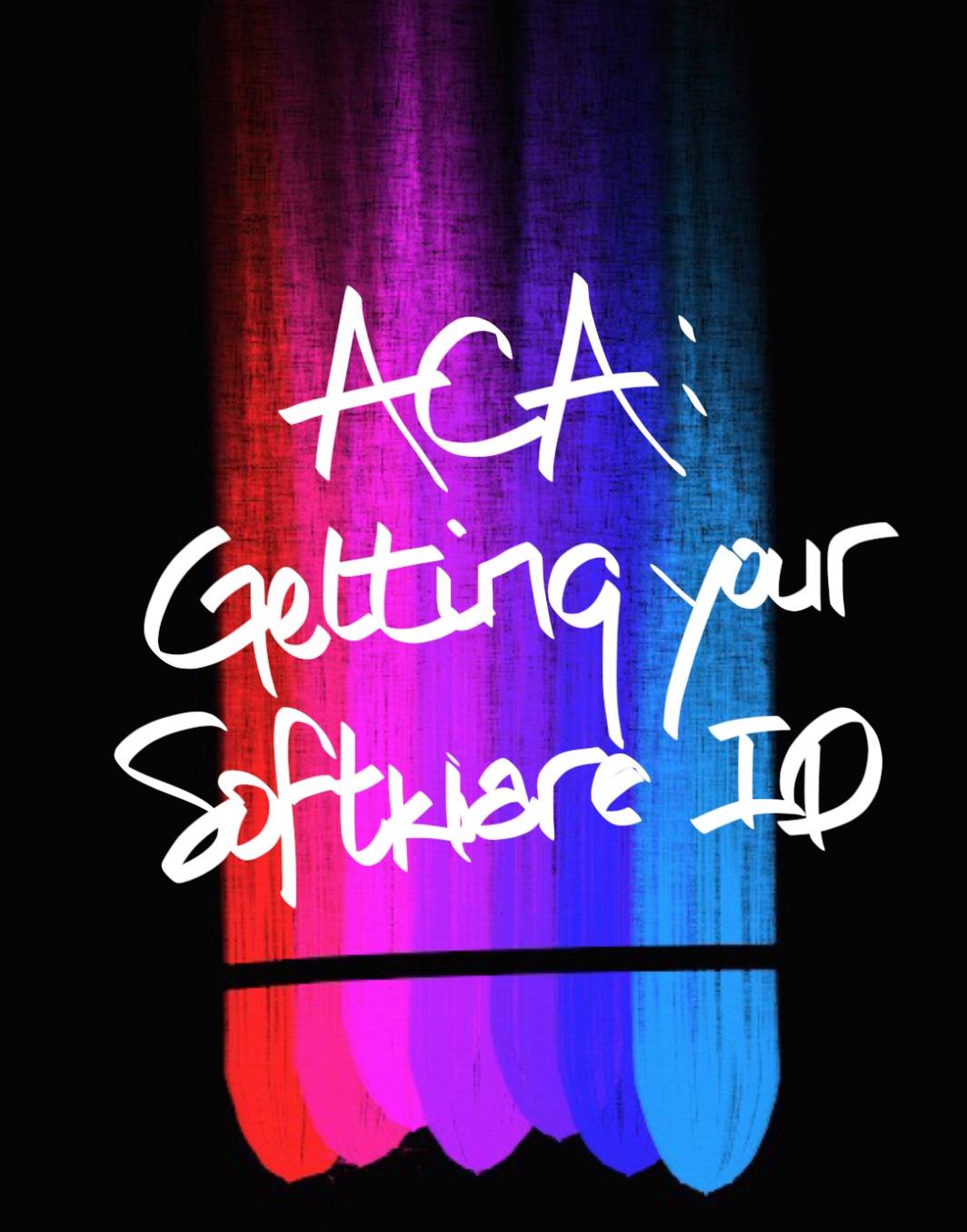 ACA - Software Id