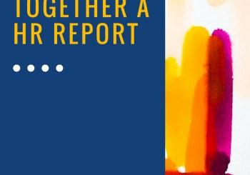 New Challenge: HR Report
