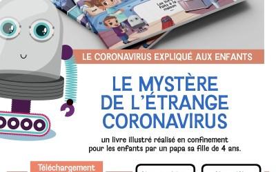 Audio book «The mystery of the strange Coronavirus»