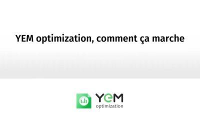 YEM optimization energy contract