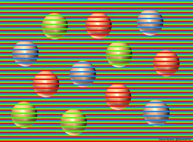 Kleurenballetjes