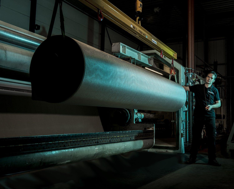 Máquina cortinas más de 3 metros Verosol